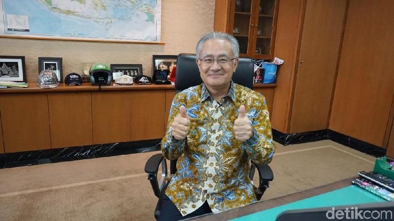 Dubes Jepang untuk Indonesia, Masafumi Ishii (Sonia/detikcom)
