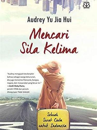 Sebelum namanya kembali viral, Audrey Yu pernah menulis sejumlah buku.