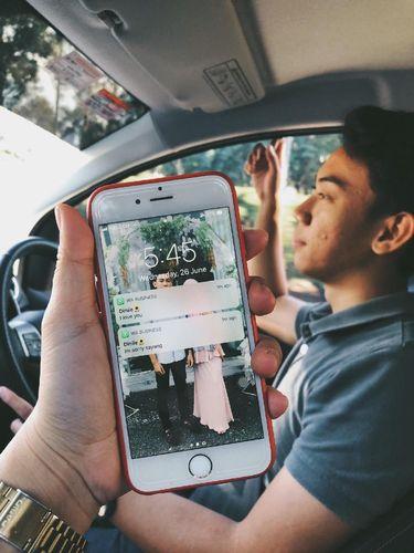 Cuit Viral Selebgram yang Mengira Tunangannya Selingkuh, Endingnya Kocak