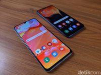 Punya Kemiripan, Pilih Galaxy A50 atau Galaxy A70?
