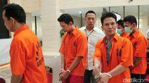 Polisi Gulung Sindikat Penipuan Online Beromzet Miliaran Rupiah