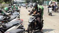 Komunitas Ojol Tolak Ide Ganjil Genap untuk Sepeda Motor