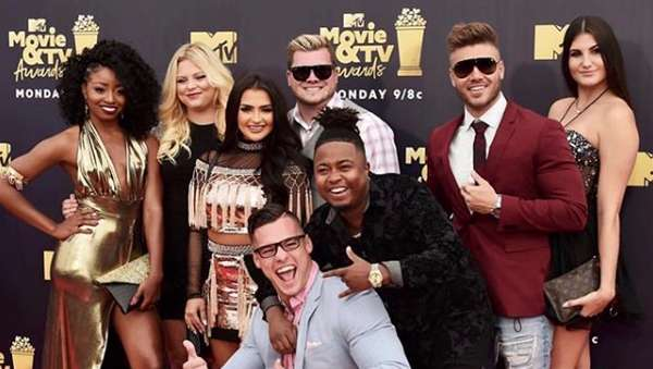 Pamer Keseksian, Bintang MTV Ini Ditahan