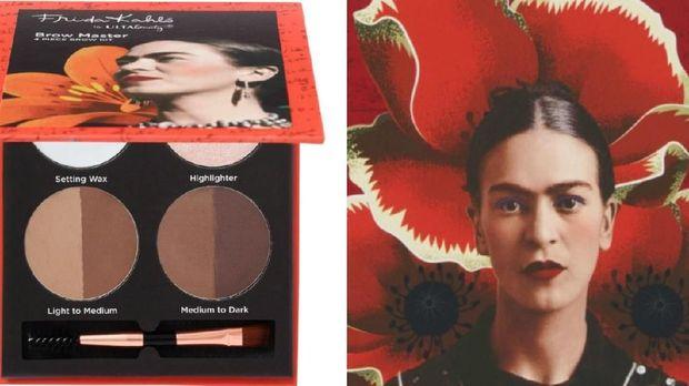 Setelah Sneakers, Kini Ada Makeup Bertema Frida Kahlo