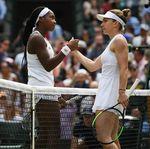 Halep Hentikan Gauff, Petenis 15 Tahun yang Mencuri Perhatian Wimbledon