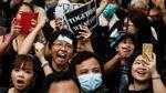 6 Orang Ditangkap Polisi Hong Kong Dalam Unjuk Rasa Terbaru