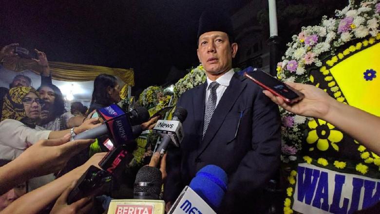 Kepala BNPB Kenang Diskusi Terakhir dengan Sutopo Soal Ancaman Gempa