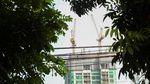 Langit Jakarta Terus Dicakar Gedung Bertingkat