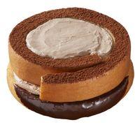 Ini Ronut, Donat dengan Lapisan Irisan Cake yang Legit