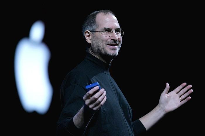 Mendiang Steve Jobs. Foto: Justin Sullivan/Getty Images