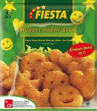 Nugget Fiesta Kids Series untuk Sarapan Sang Buah Hati