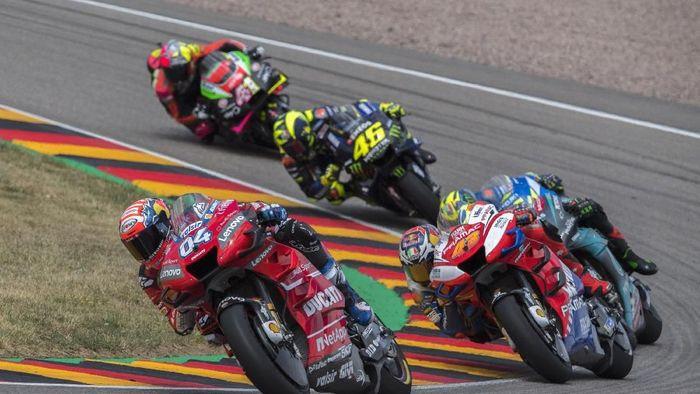 Live streaming MotoGP Austria bisa ditonton di detiksport (Foto: Mirco Lazzari gp/Getty Images)