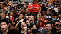 Pemimpin Hong Kong Sebut RUU Ekstradisi Mati, Aksi Demo Tetap Akan Digelar
