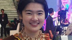 Awas Hoax! Kabar Viral Audrey Yu Jia Hui Bertemu Jokowi Tidak Benar