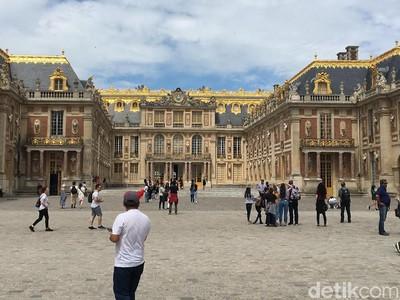 Menjelajahi Istana Cantik Berusia Ratusan Tahun di Prancis