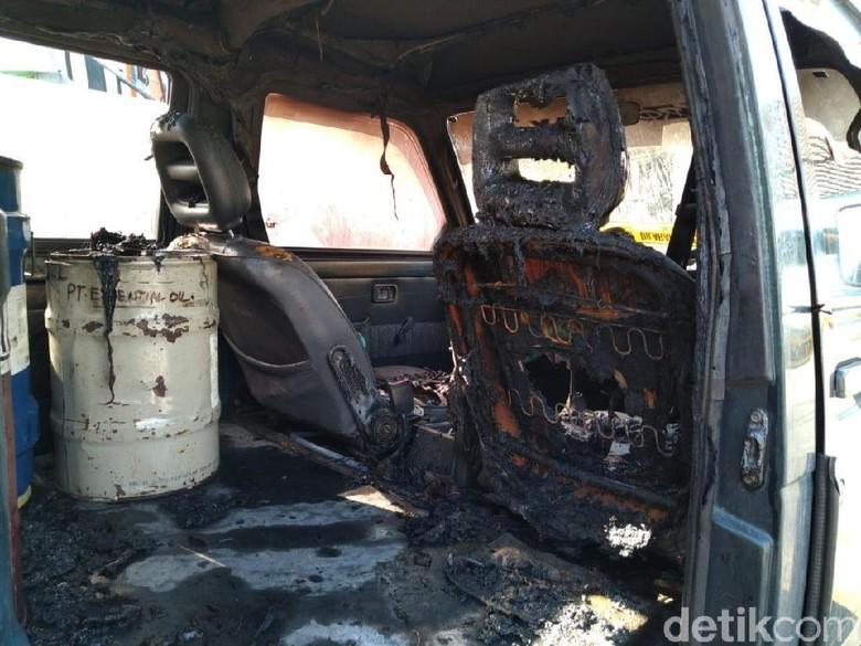 1 bulan, Mobil Modifikasi Pengangkut BBM Penyebab 3 Kebakaran Ponorogo