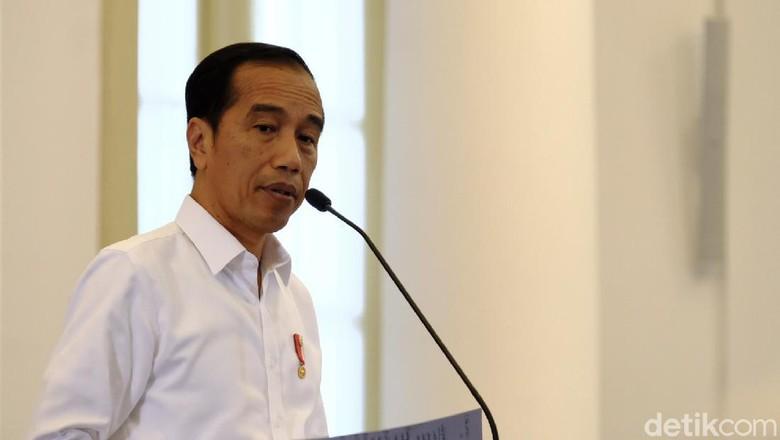 Jokowi Singgung Pengawasan Anggaran: Contoh DKI, Kalau Keliru Diingatkan