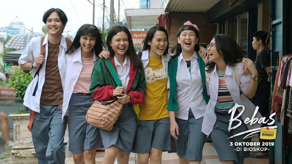 Nostalgia Masa SMA di Film Bebas