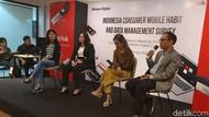 Orang Indonesia Biasa Pakai Smartphone buat Apa Saja?