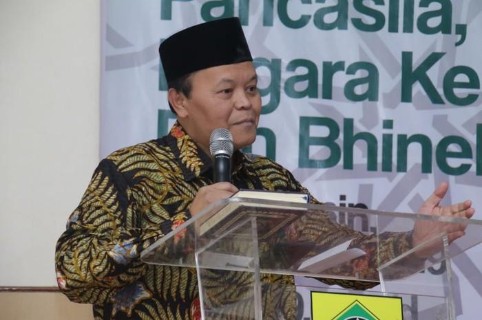 Wakil Ketua MPR HNW Hidayat Nur Wahid