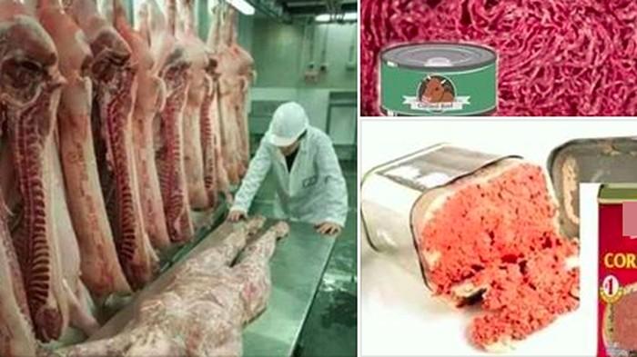 Beredar informasi China impor daging manusia. (Foto: Tangkapan layar Facebook)