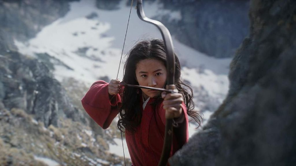 Dari Sang Peri Jadi Mulan, Fakta Liu Yifei yang Kerap Gonta-ganti Nama