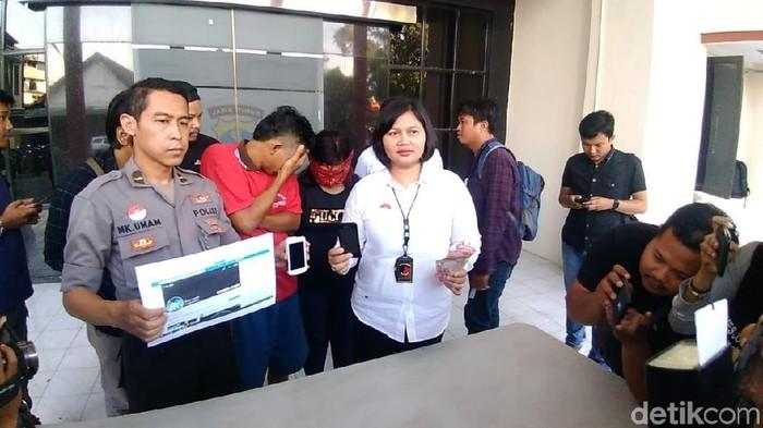 Salah satu kasus suami jual istri yang diungkap (Foto: Deny Prastyo Utomo/File)