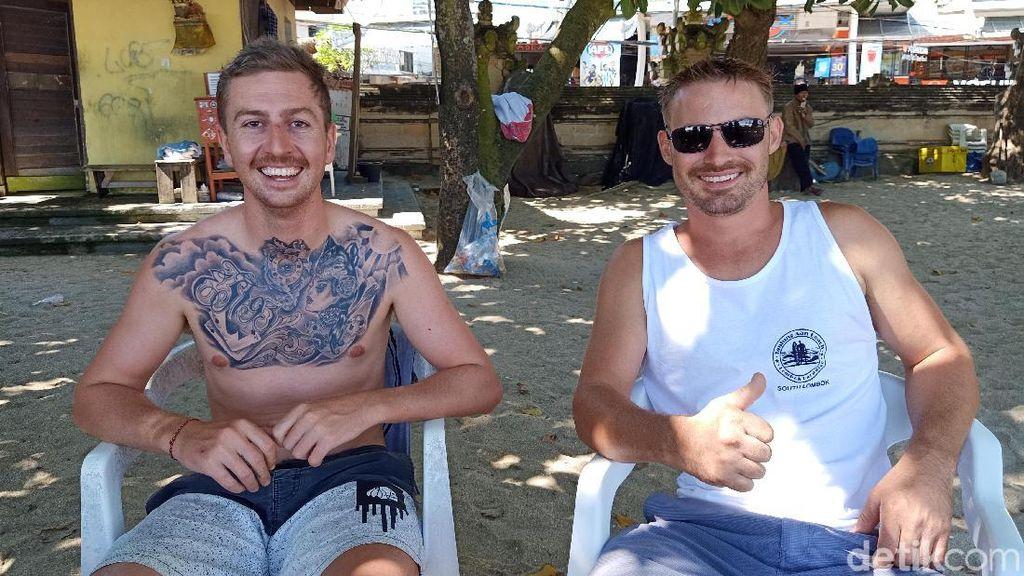 Bule-bule Juga Sebal dengan Kelakuan Turis Gembel di Bali