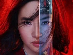 Liu Yifei Bikin Netizen Salfok dengan Rambutnya di Teaser Live-action Mulan