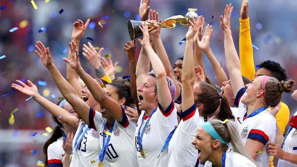 FIFA, Sudah Saatnya Hadiah Piala Dunia Wanita Setara Pria!