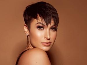 Zahra, Model Seksi Mantan Tentara Digosipkan Jadi Pacar Baru Lewis Hamilton