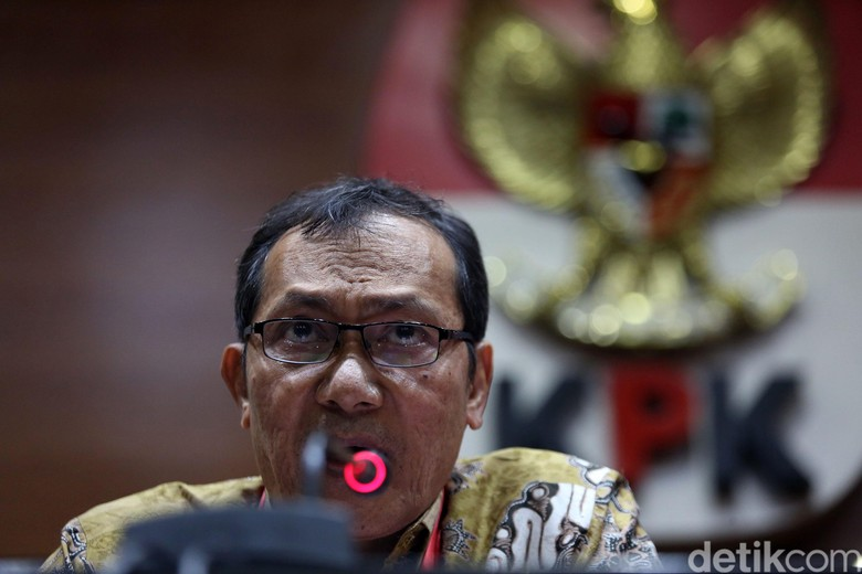 KPK soal Karhutla: Kalau Ada Korupsi Akan Kita Tindak