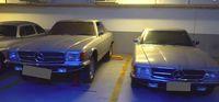 Garasi rumah BJ Habibie