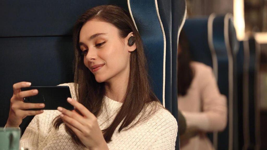 Penantang AirPod dari Sony Punya Peredam Bising Mumpuni