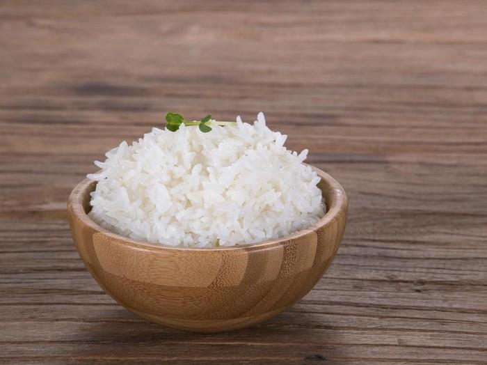 Tentang Nasi Putih, Benarkah Mitos Diabetes dan Bikin Gemuk?