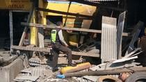 Tukang Tambal Ban di Nganjuk Tewas Saat Kompresornya Meledak