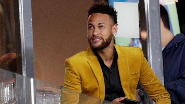 Neymar disebut tak akan dilepas PSG. (