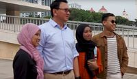 Ahok di Lapangan Banteng (Youtube/Panggil Saya BTP)