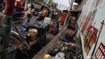 Potret Krisis Air Bersih di Muara Baru Jakarta Utara