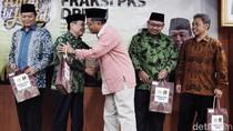 Sohibul, HNW hingga Jazuli Hadiri Halal Bihalal Fraksi PKS