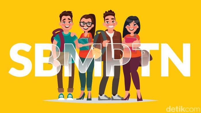 Ilustrasi SBMPTN (Andhika Akbarayansyah/detikcom)