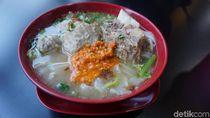 Enaknya Nasi Bancakan, Konro Bakar, hingga Bakso Semox Bikin Semangat