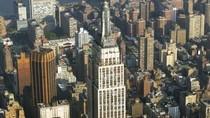 Pandemi Corona, Empire State Building Tampilkan Sirine Ambulans