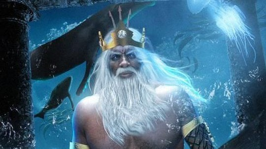 Halle Bailey Diprotes, Terry Crews Ingin Jadi Ayah Ariel The Little Mermaid