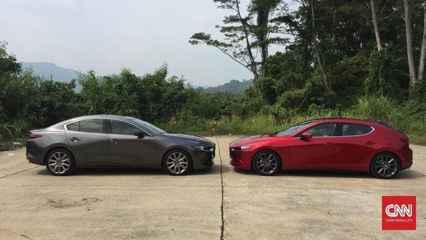 Alasan Mazda Berani Jualan Sedan di Himpitan Civic dan Altis