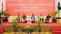 Kemendes Dorong UMKM di Daerah Tertinggal Go Online