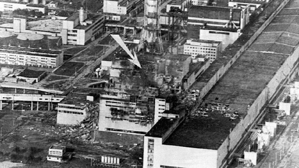 Wah, Jamur dari Radiasi Chernobyl Bisa Berguna untuk Astronaut