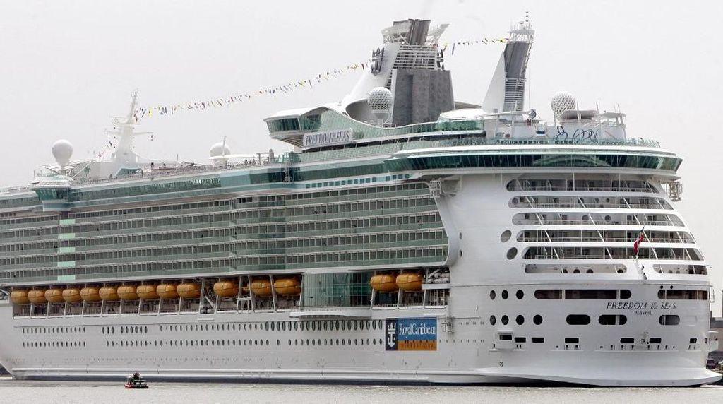 Tragis! Balita Asal AS Tewas Usai Terjatuh dari Kapal Pesiar