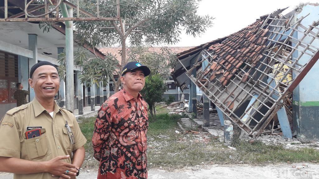Mendikbud Cek SMP 1 Muara Gembong yang Sempat Disidak Jokowi karena Rusak