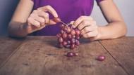 Jika Dimakan Berlebihan Buah Anggur Bisa Sebabkan 5 Gangguan Ini